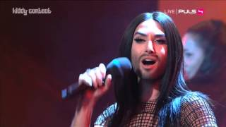 "Conchita Wurst - ""Kiddy Contest"" 2015"