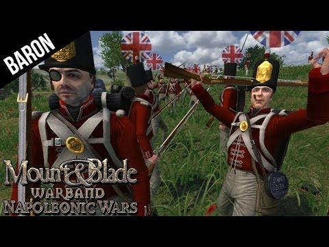 Mount and Blade Warband Napoleonic Wars - The British are Coming, Comrade!