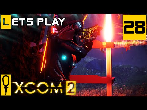 XCOM 2 - Part 28 - Berserker Queens - Let's Play - [Season 3 Legend Modded]