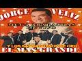 JORGE VELIZ en vivo MEGA 2018 DJ Juan Ponce -