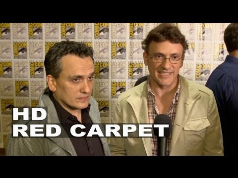 Captain America: The Winter Soldier: Joe Russo & Anthony Russo Comic-Con 2013 Interview