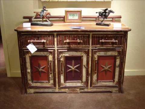 Adirondack Rustic Furniture By Jim Howard YouTube