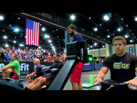CrossFit - Adrien Tapia's World Record Jackie