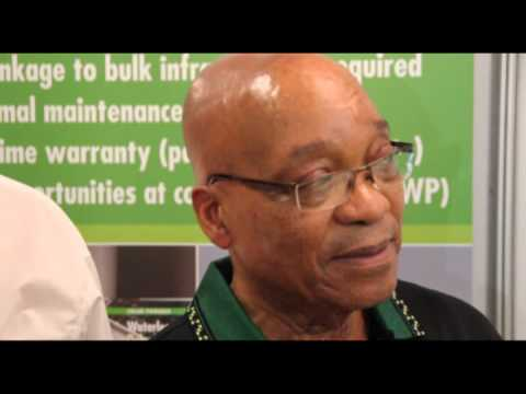 Zuma orders solar-powered toilets for Nkandla