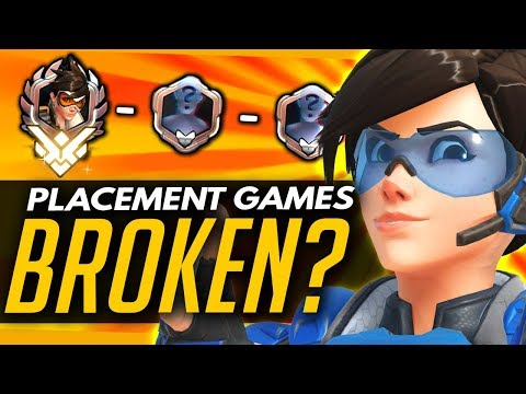 Overwatch   Placements Are BROKEN - Are They Pointless Too?