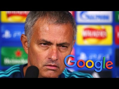 Jose Mourinho Tells Reporter To 'Google Answers' 'Your Question Is Stupid'