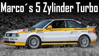OK-Chiptuning - Marco´s Turbo Page | Audi 80 Coupe 5 Zylinder Turbo