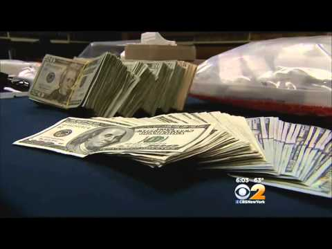 Seized Crime Money To Fund Heroin Antidote Program In New York