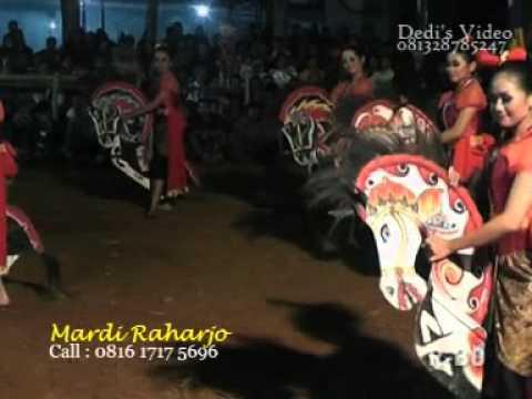 Jathilan Mardi Raharjo Tegalrejo metes Argorejo Bantul video