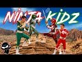 Power Rangers Ninja Kidz! Rita Vs Zordon