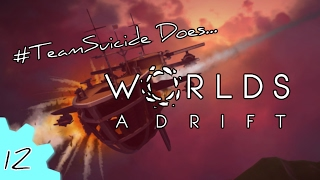 Worlds Adrift with Meroka - A Guide to Ship-Building