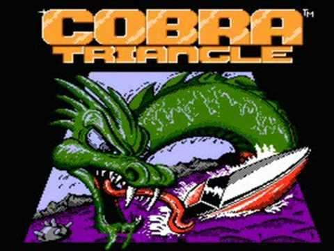 Nintendo - Cobra Triangle - Reach The Finish