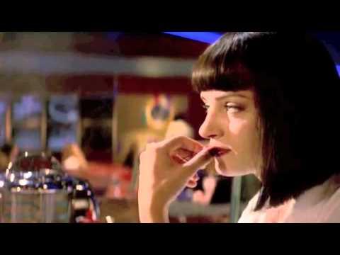 Pulp Fiction - I Silenzi - YouTube Uma Thurman