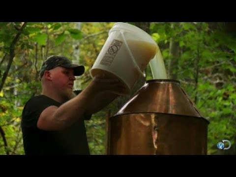 Smoother Tasting Moonshine   Moonshiners