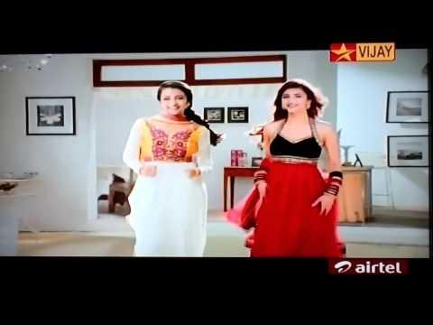 Trisha & Shruti Hassan 2013 pothys ad