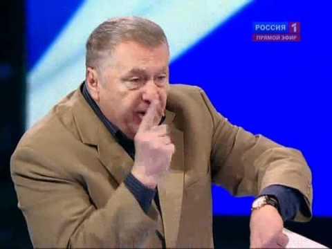 Жириновский  о Единой России