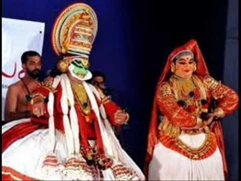 Utharaswayamvaramkathakali.youtub video