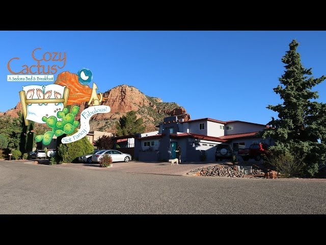 Cozy Cactus Bed and Breakfast in Sedona