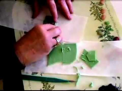 0 How to make a Faux Jade Polymer Clay Face Pendant   Polymer Clay Jewelry Making