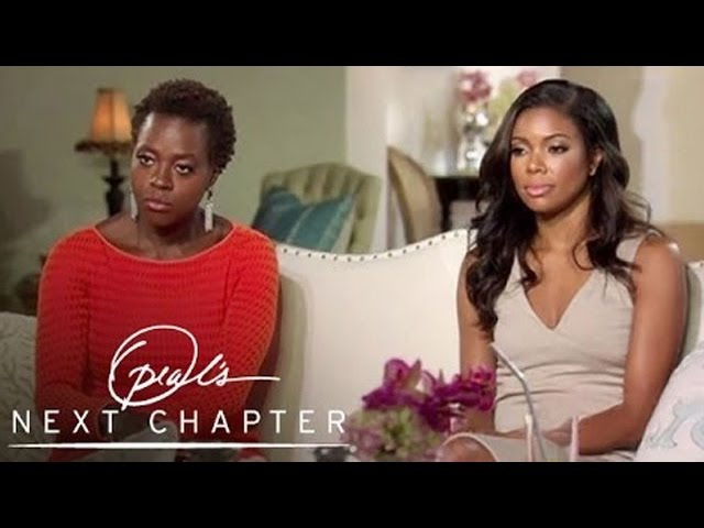 "First Look: Actress Gabrielle Union: ""I Basically Hit Rock Bottom"" 