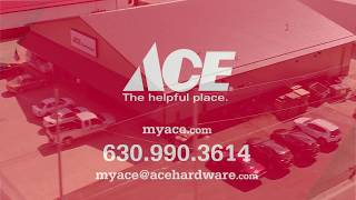 Ace Hardware survival items Follow Me Around-The Survival Channel