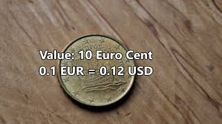 10 Euro Cent 2008 Cyprus