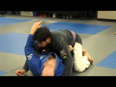 Submissions Inc: Half Guard - regaining the underhook, sweep, armbar Image 1