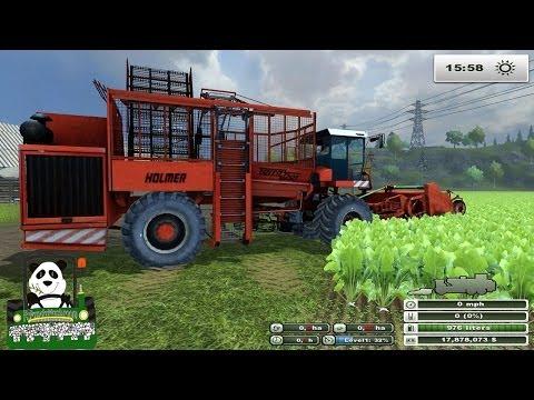 Farming Simulator 2013 Mod Review Holmer Terra Dos.
