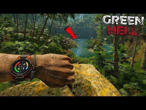 DON'T DRINK THAT - Green Hell Gameplay