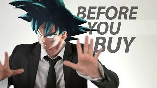 Jump Force - Before You Buy