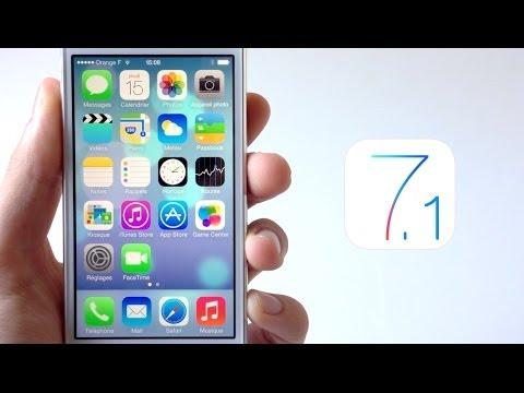 Installer gratuitement iOS 7.1 Beta 2 sur iPhone. iPod touch & iPad sans compte développeur