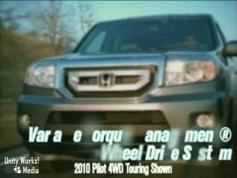 091123 New Car Video To Yt - 2010 Pilot Richmond