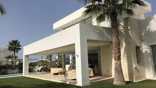 Marbella New Modern Villa For Sale