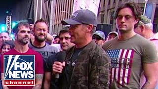 3 Doors Down talks support for Trump, US military