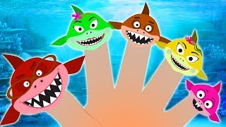 Baby Shark Doo Doo Doo   Finger Family Songs and More Nursery Rhymes for Kids   Captain Discovery