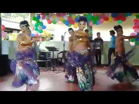 Sri Lankan Girls Dance