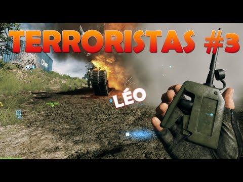 Battlefield 3 - Ninjas Terroristas #3