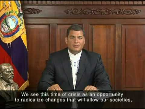 Ecuador: Statement 2009 UN Climate Change Summit