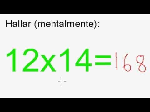 Trucos Matemáticos - Venciendo a la Calculadora (2)