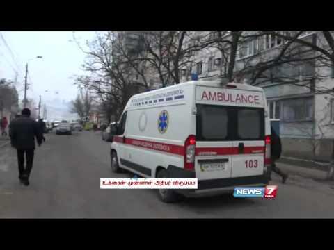 Viktor Yanukovych seeks peaceful Ukraine