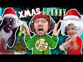 GRANNY The GRINCH IRL She S Mean On CHRISTMAS 2 So We Pepper Sprayed Her FGTEEV Gameplay Skit mp3