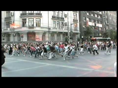 [OFFICIAL] Michael Jackson Dance Tribute - BUCHAREST