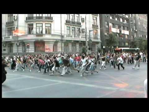 [official] Michael Jackson Dance Tribute - Bucharest video
