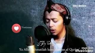 """Allahummarhamna Bil Qur'an-Rizal vertizon"" Cover Izzat IMH & Fikri Yasir"