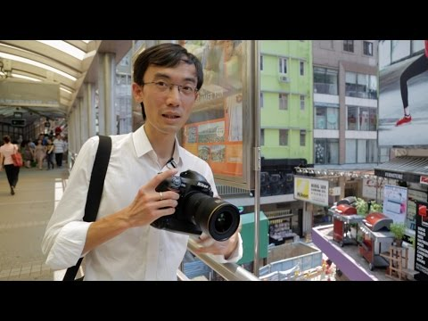 Lok C: Photographing Hong Kong in 4 hours