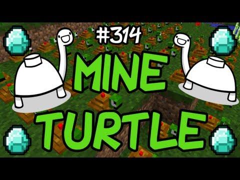 Mine turtle explosion - photo#17