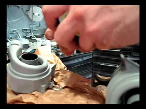 2 серия Ремонт ПМ Bosch SPV69T70RU Не греет воду