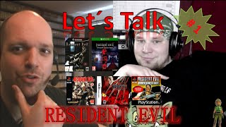 Let´s Talk! 20 Jahre Resident Evil #RE20