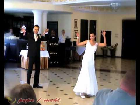 Amazing First Wedding Dance / Super Pierwszy Taniec Weselny