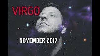 VIRGO November 2017 Horoscope Tarot - GET READY FOR ACTION | Success | New Stage & Love